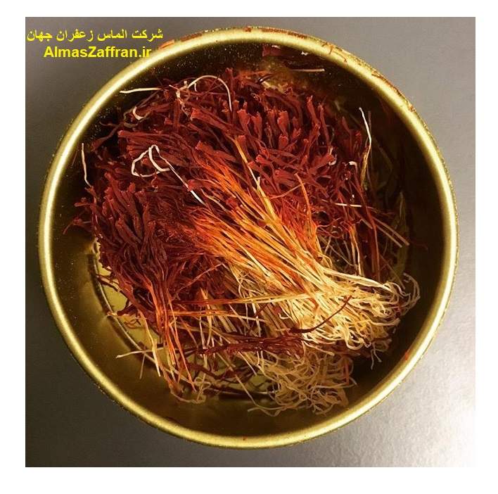 صادرات زعفران ایرانی
