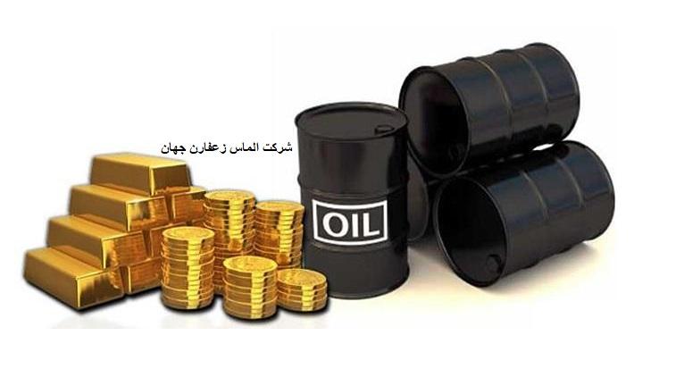 صادرات زعفران و نفت