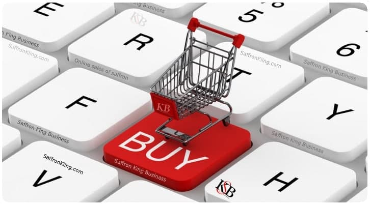 فروش عمده زعفران صادراتی با قیمت مناسب