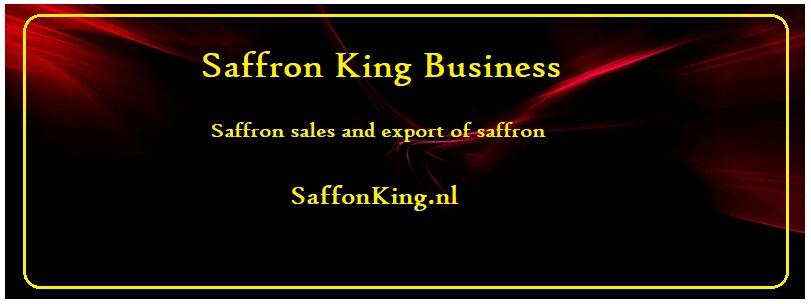 صادرات زعفران و روش تجارت زعفران