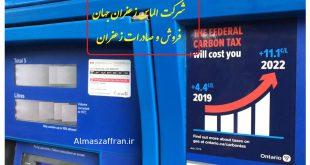 افزایش قیمت زعفران و گرانی بنزین