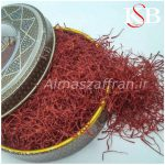Distribution of saffron in Lorestan