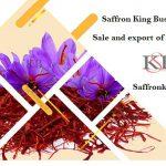 قیمت زعفران صادراتی در سال 2020