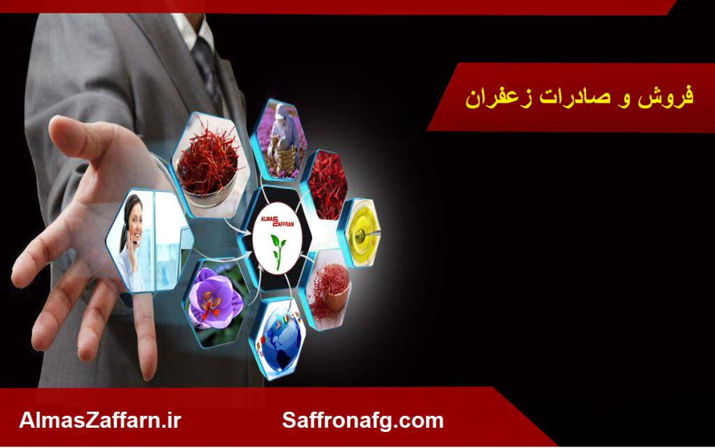 نمایندگی فروش زعفران در تهران