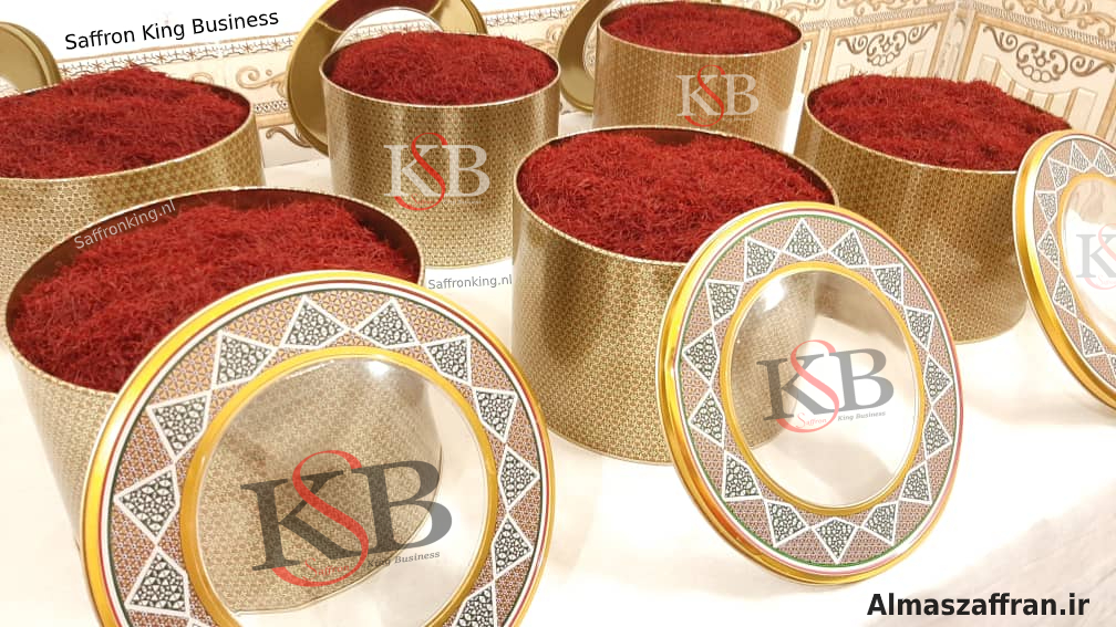 فروش عمده زعفران در مشهد