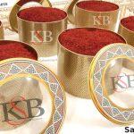 نرخ زعفران بصورت کیلویی در مشهد