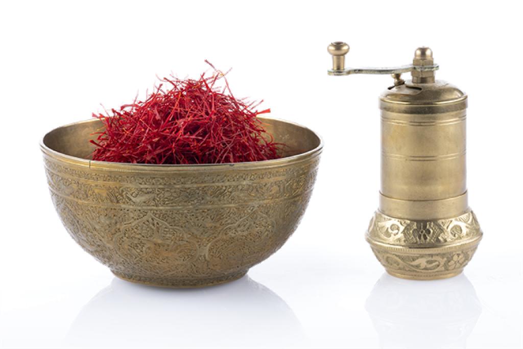 از تولید زعفران تا فروش و صادرات زعفران