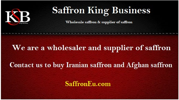 صادرات چمدانی زعفران ایرانی