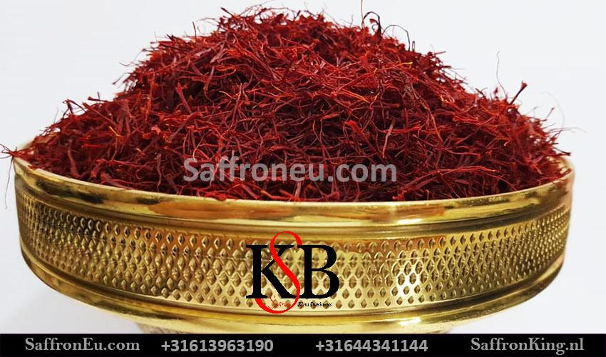 قیمت زعفران صادراتی در بازار تهران