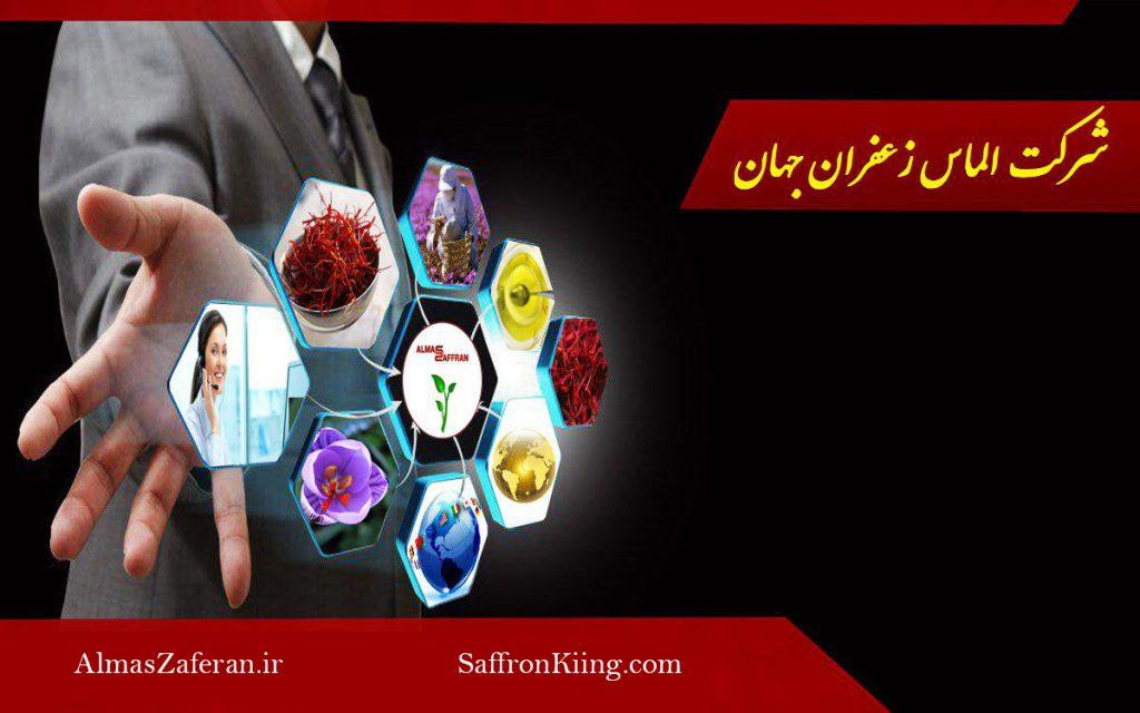 خرید زعفران صادراتی از شرکت