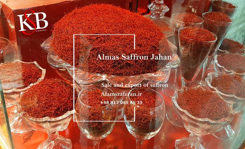قیمت هر کیلو زعفران در مشهد