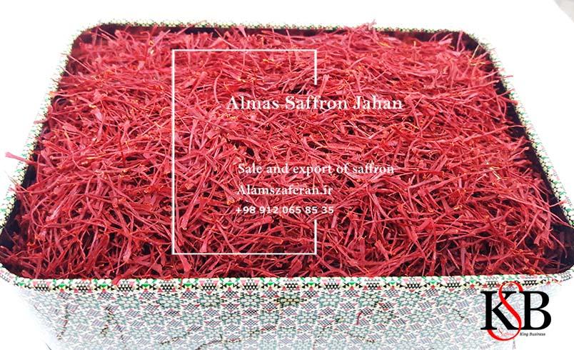 قیمت بهترین زعفران صادراتی برای خرید زعفران ارگانیک