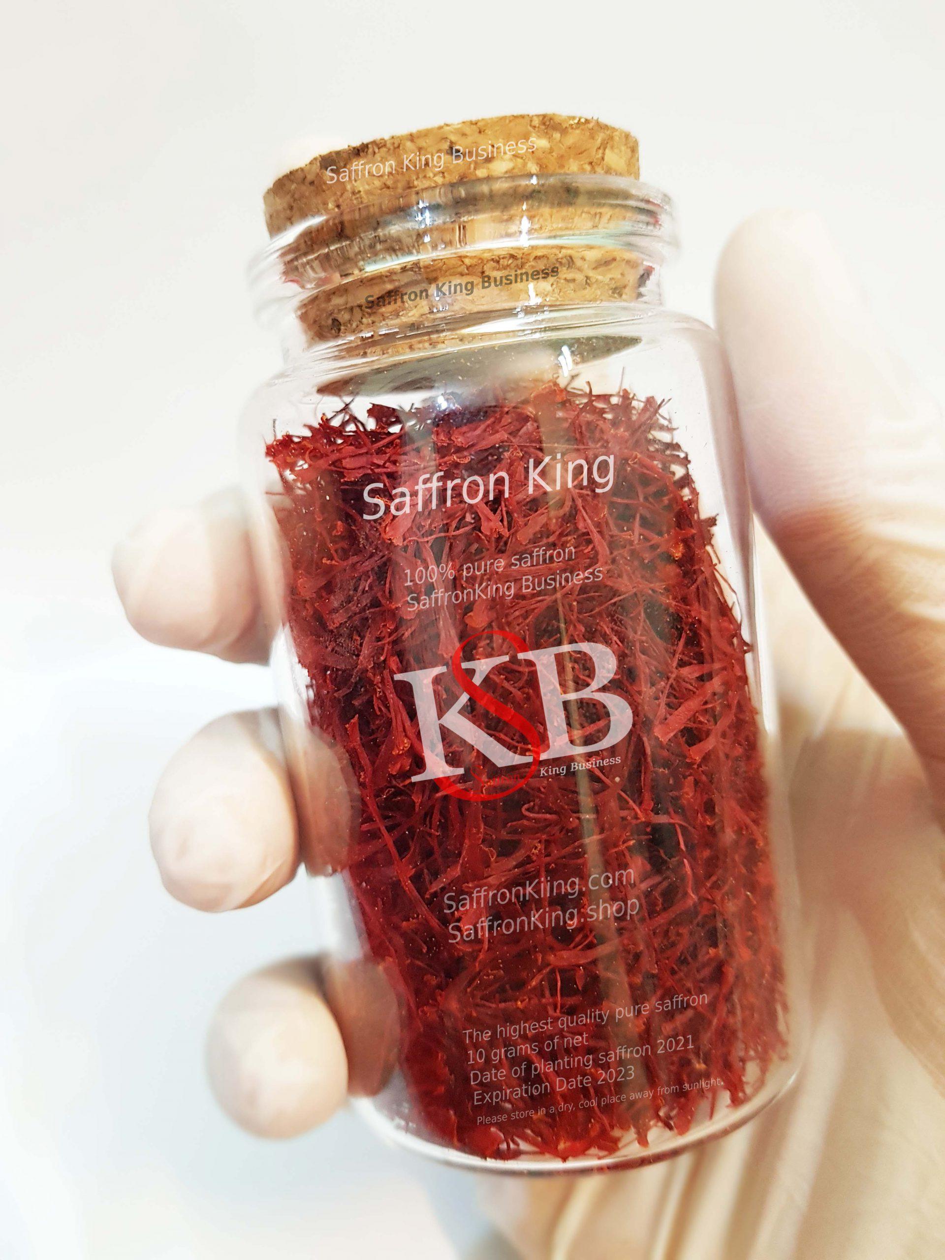 قیمت هر گرم زعفران قائنات